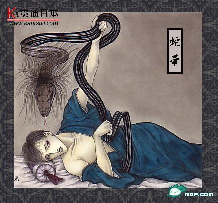 日本传说中的妖魔鬼怪――贯通日本历史频道