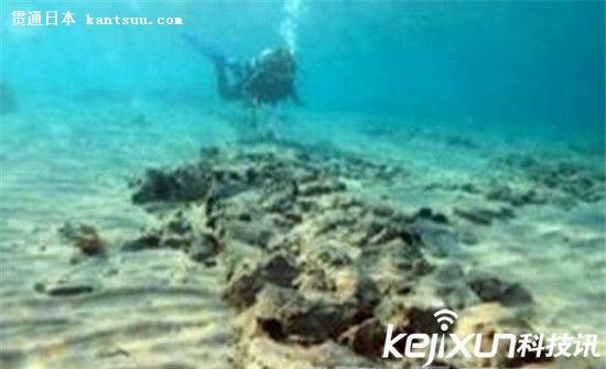 日本海底金字塔被发现