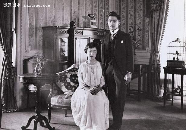 她是日本皇后,非常著名,最长寿的皇后图片
